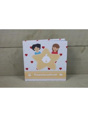 Kraambezoekboek voor twee mama's