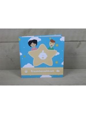 Kraambezoekboek voor mama en papa