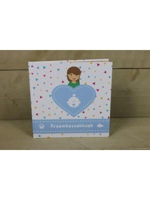 Kraambezoekboek voor alleenstaande moeders