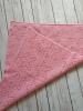 gehaakte deken roze met ster