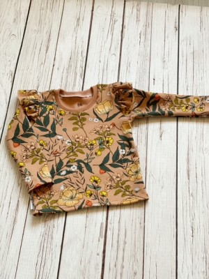 shirt flutter summer flower
