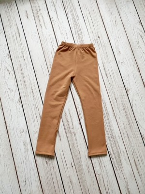 legging camel brown