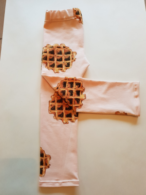 legging wafels