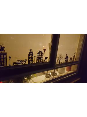 sinterklaas/kerst  straatje