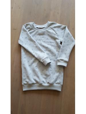 sweater dress dots
