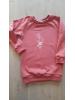 sweater dress marsala rood konijn