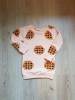 sweater dress wafel